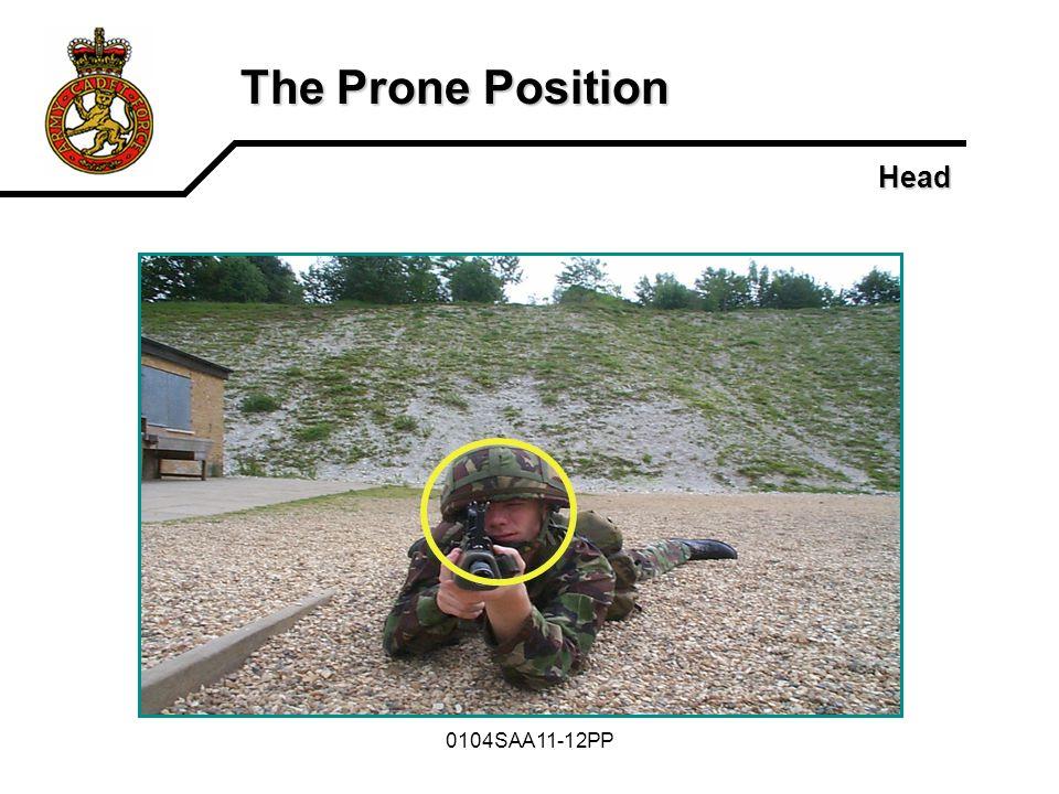 0104SAA11-12PP The Prone Position Head
