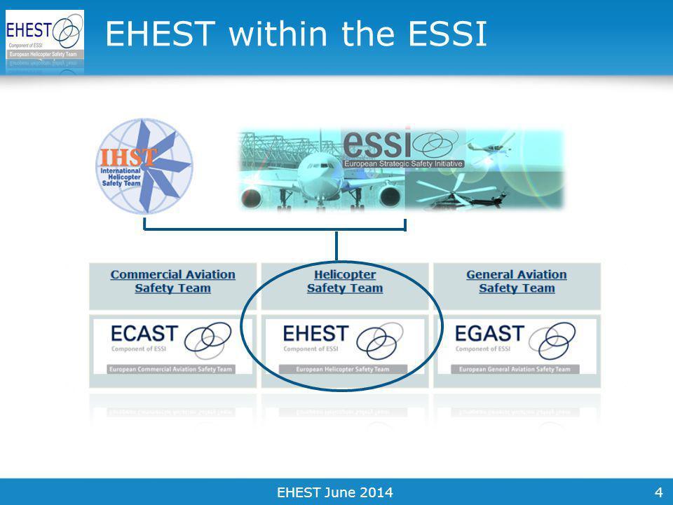 15 Most Recent Leaflets EHEST June 2014