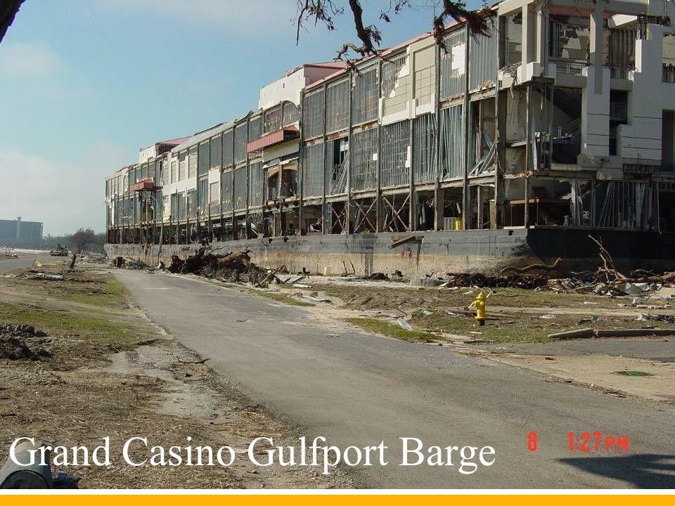 Grand Casino Gulfport Barge