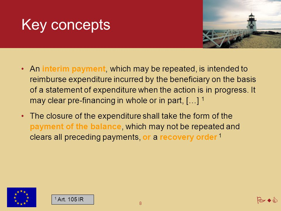 PwC Pre-financing 7. Questions http://www.cc.cec/budg/