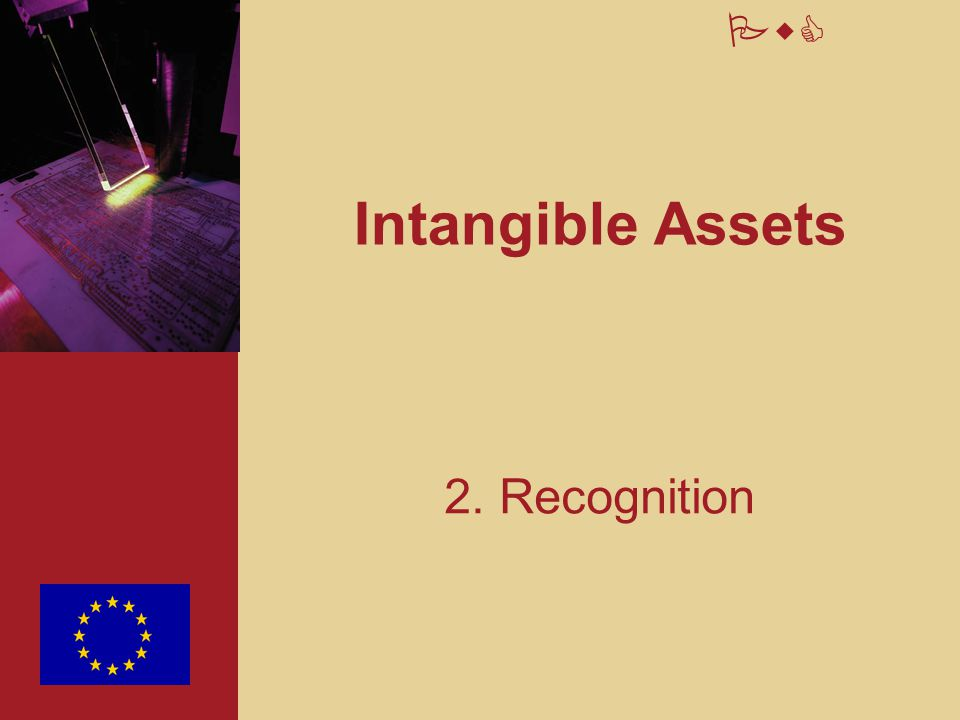 PwC Intangible Assets 3. Measurement