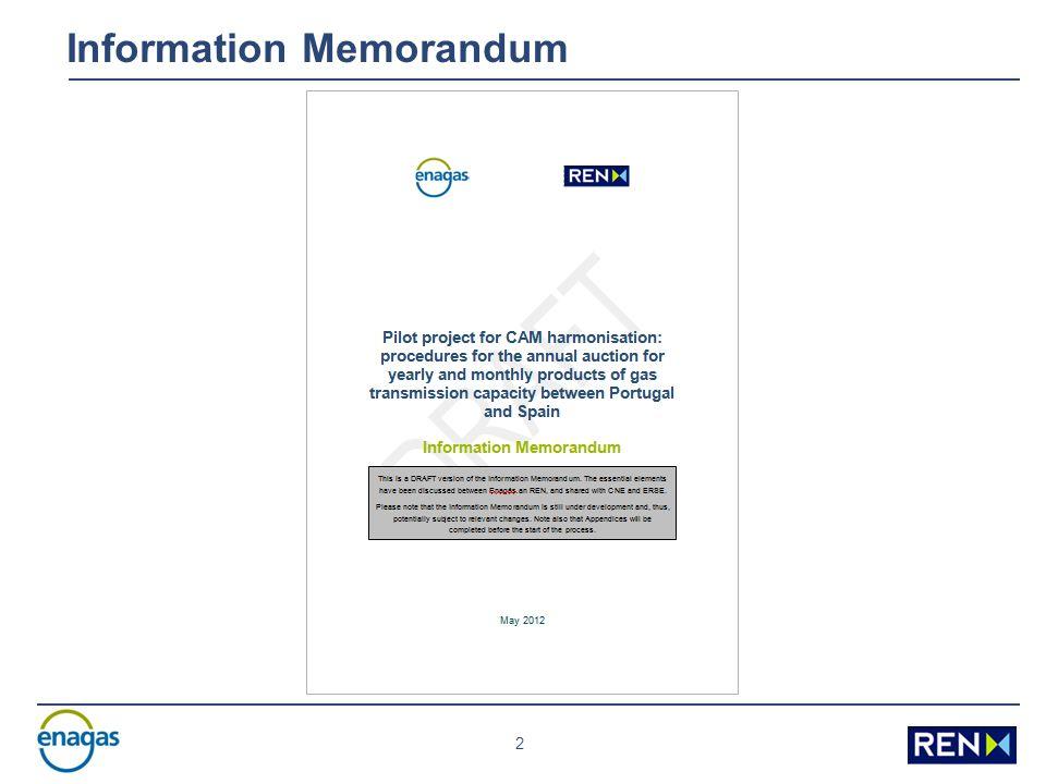 2 Information Memorandum