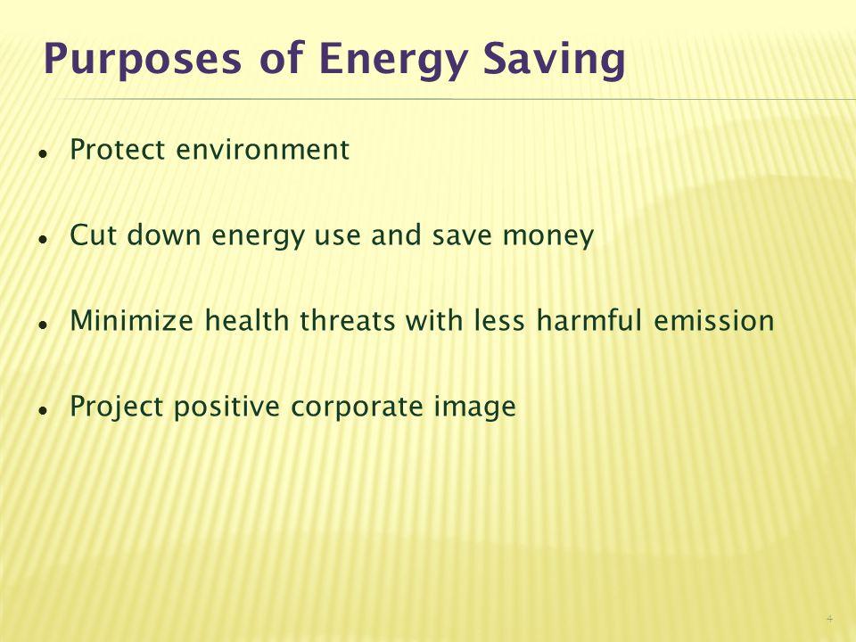 (C) Energy Saving Achievements