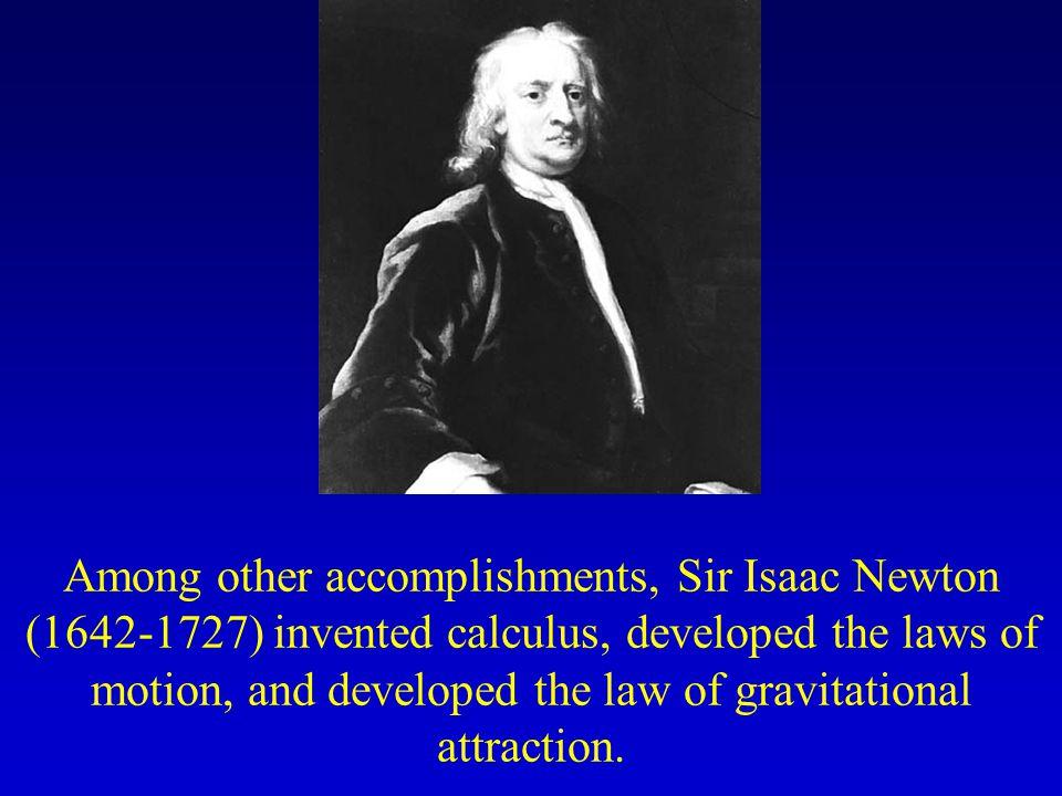 Newton's Laws of Motion tiga hukum newton : merupakan dasar dari hukum mekanik mendeskripsikan semua kejadian yang bergerak dengan kecepatan biasa / n