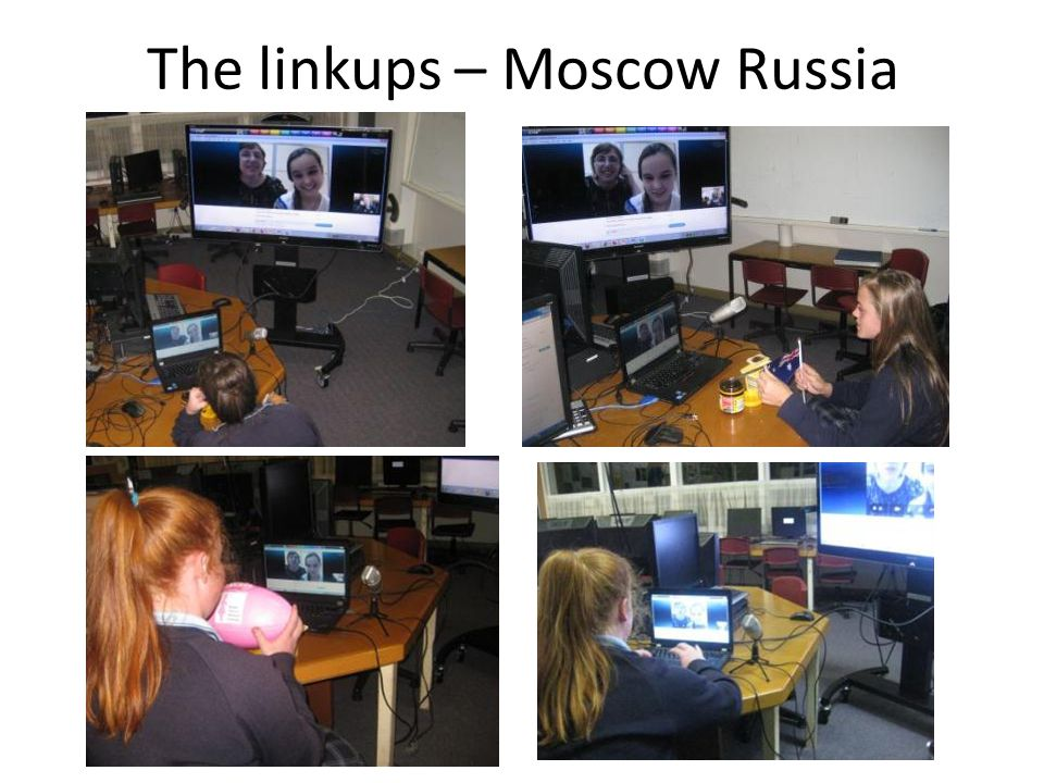 The linkups – Moscow Russia