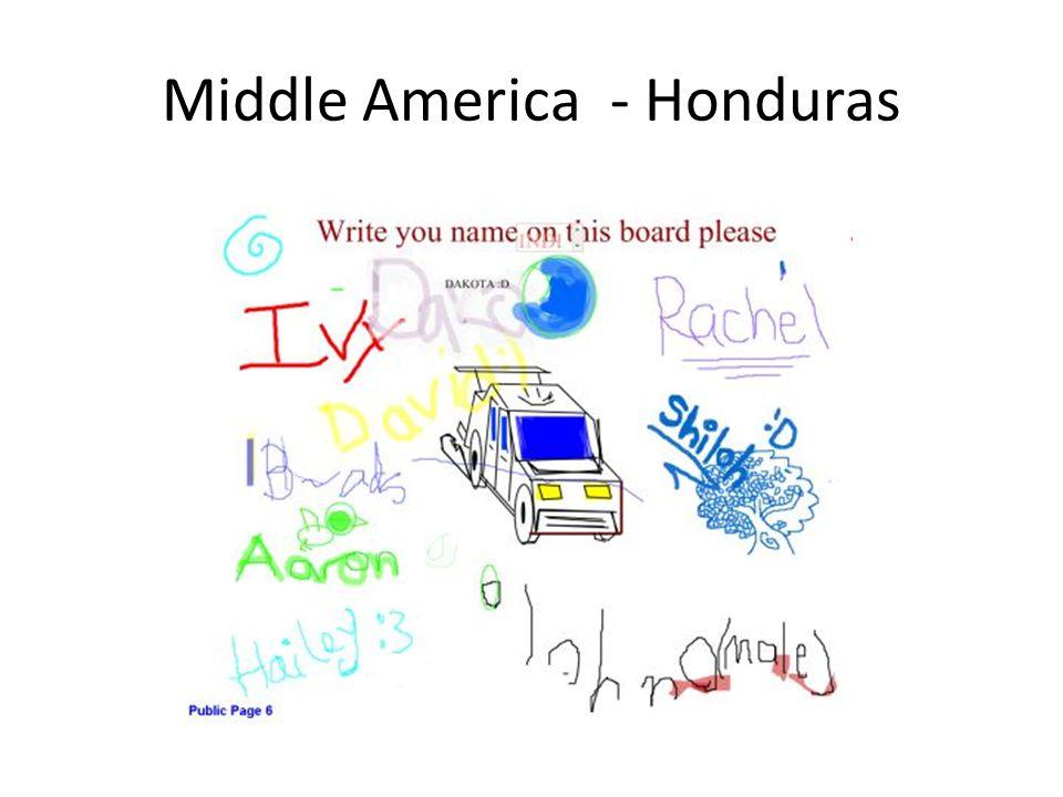 Middle America - Honduras