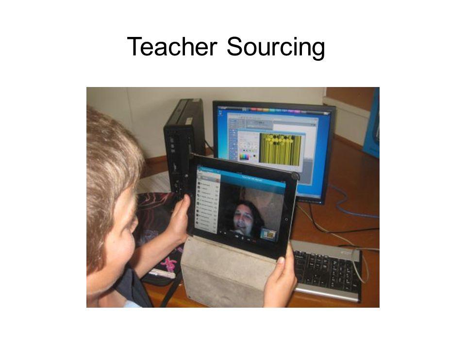 Teacher Sourcing