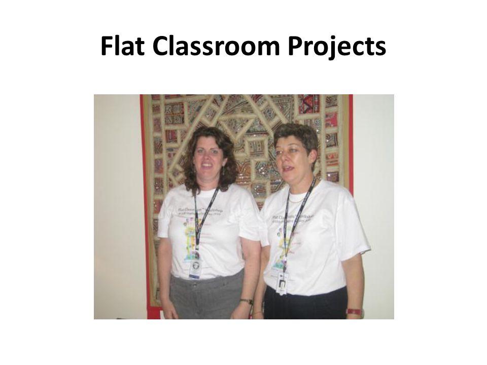 Flat Classroom Projects