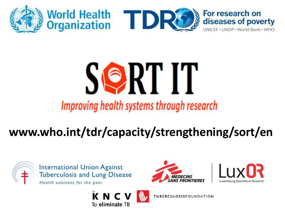 www.who.int/tdr/capacity/strengthening/sort/en