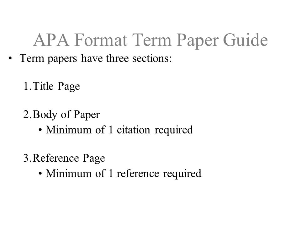 Internet References & Citations Use the following format for internet documents on your reference page: –Johnson, W.
