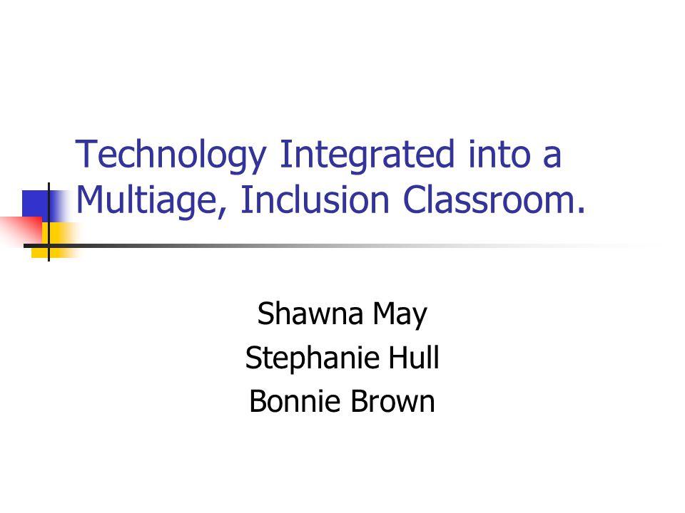 Introduction of Speakers Shawna May, Teacher/New Mom Stephanie Hull, Teacher/Doctoral Student Bonnie Brown, ESE Teacher