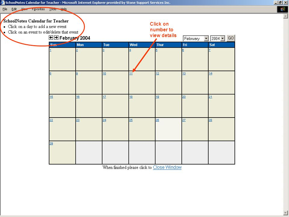 How Do I Set Up a SchoolNotes Page.1. Go to your District Gateway website 2.