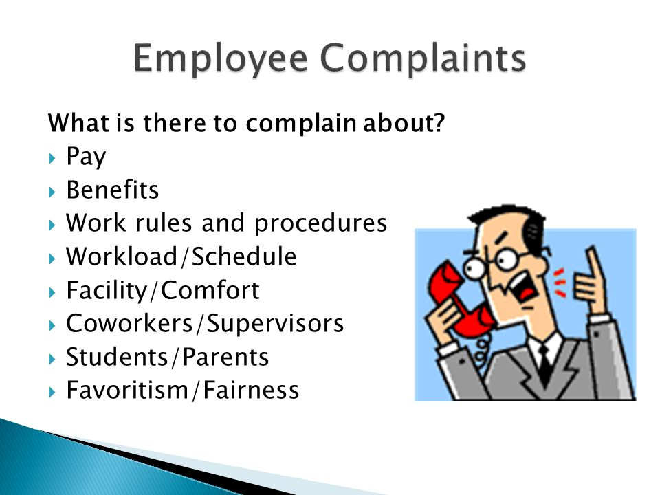  Employees are expected to perform their work efficiently, effectively, and demonstrate civil behavior in the workplace.