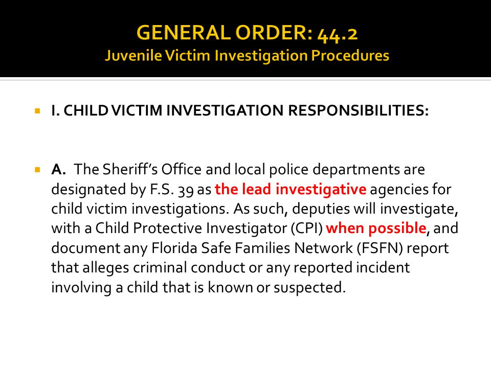  Address All the allegations  Address Safety Factor Questions for mandated DCF Child Safety Assessment:  discipline  domestic violence  criminal history  family relationships  each household member's medications (observe)  maintain medical information  current and past drug/alcohol use  parental child abuse history (mental, physical & sexual)