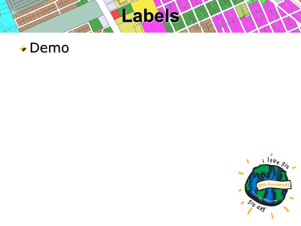 LabelsDemo