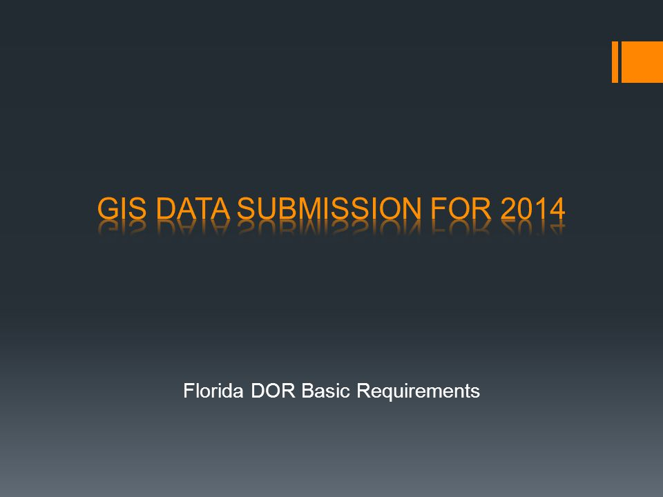 Level 3 Requirements Based on Florida Statutes and Florida Administrative Code Rules
