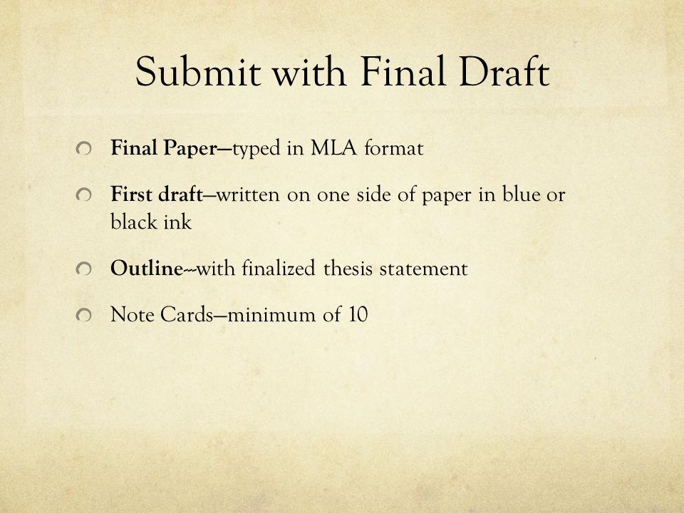 final draft personal statement final