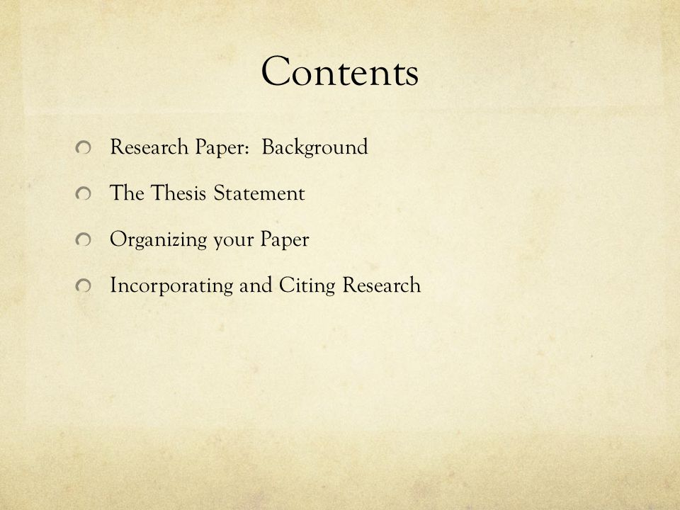 What is a research paper.Research (noun) – careful or diligent search.