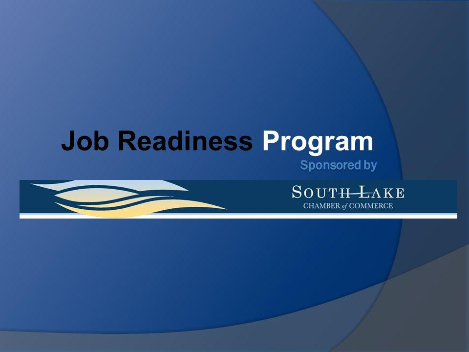 Job Readiness Program