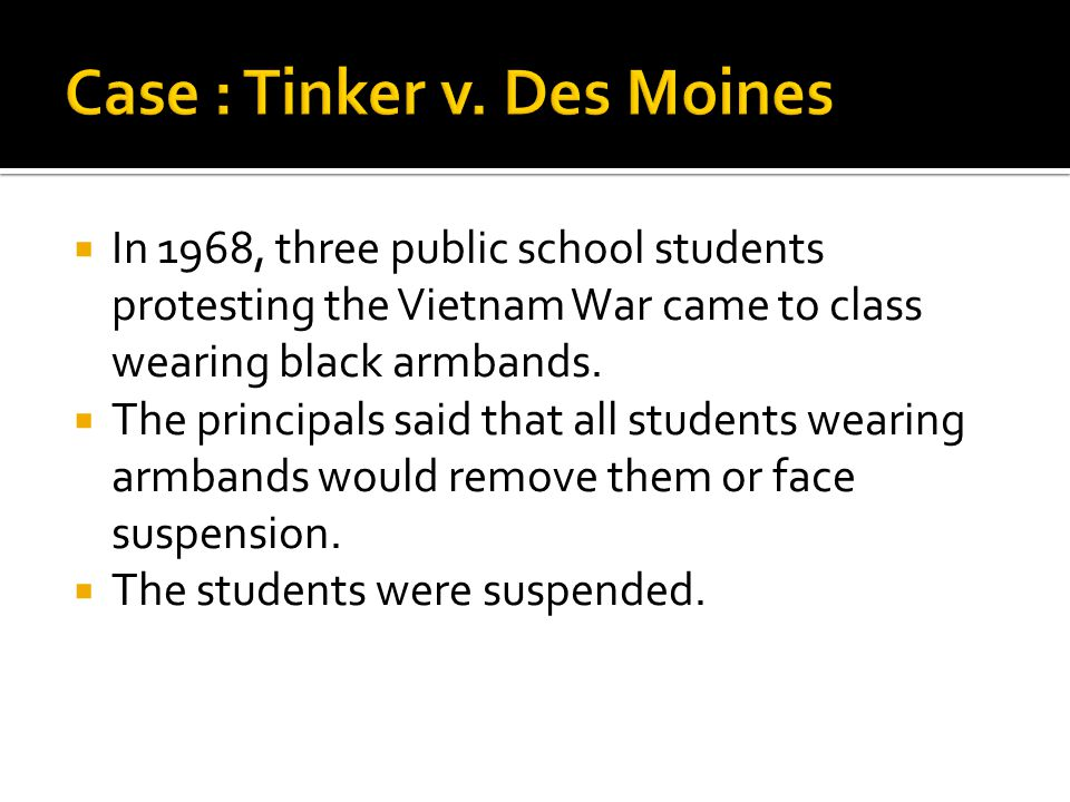  The dissent believed that student speech is protected if the message itself neither violates a rule nor expressly advocates conduct that is illegal and harmful to students, and concluded that Frederick's nonsense banner did neither.