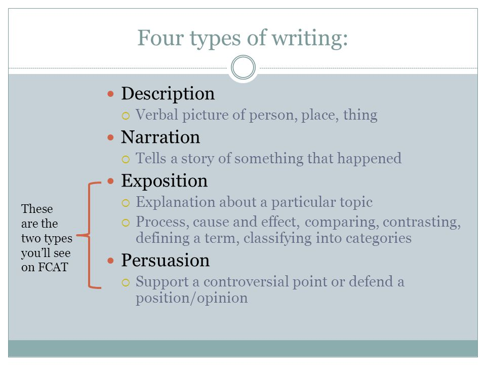 types of essay writting what are the different types of essay  types of essay writting gxart orgtaken from college writing skills types of essay development four