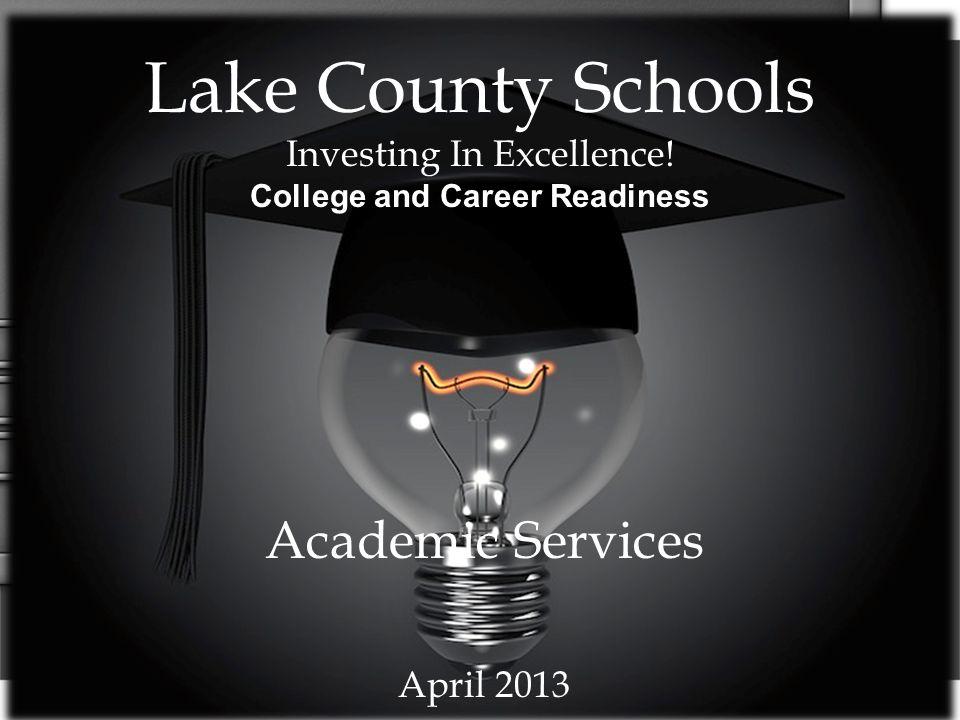 AP Seminar For AP STATISTICS Academic Services April 2013
