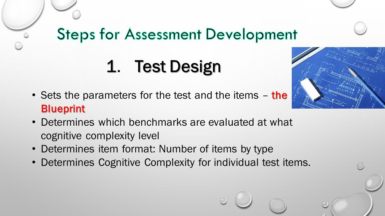 ITEM TYPE: 3 WAYS TO DECIDE IN ITEM SPECIFICATION DOCUMENT ALIGNMENT WITH STANDARD AVAILABLE IN ITEM BANK *This presentation may not be modified.
