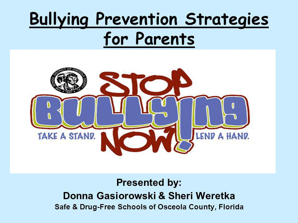 What do I do if my child is bullying others.
