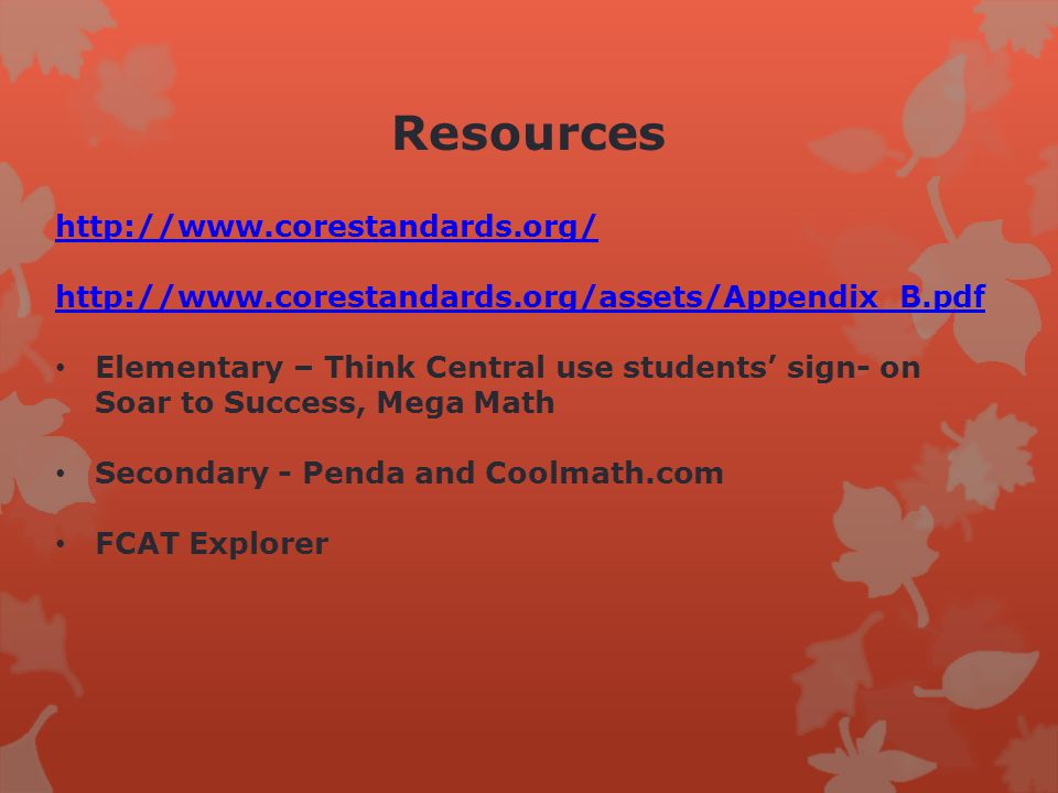 When will the CCSS be implemented?