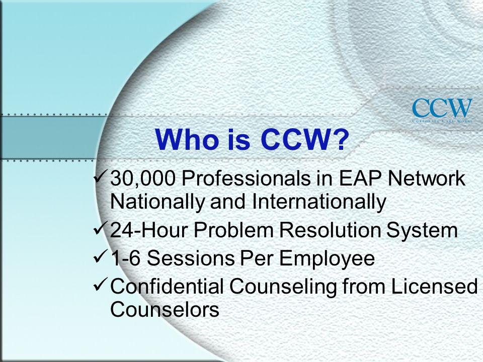 Why Offer an Employee Assistance Program.
