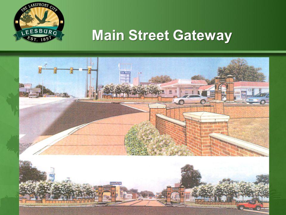 Main Street Gateway