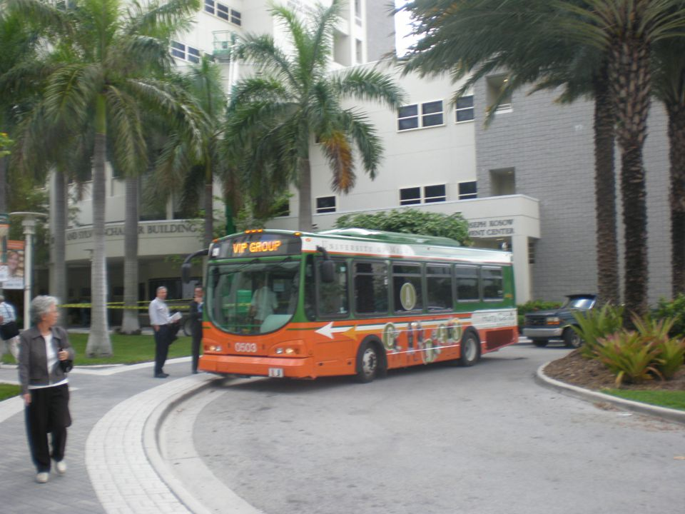 Stakeholder Tour – May, 2008