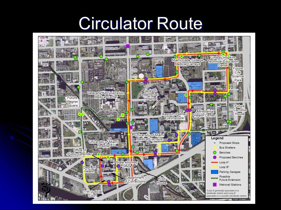 Circulator Route