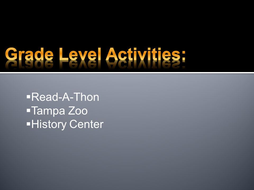  Read-A-Thon  Tampa Zoo  History Center