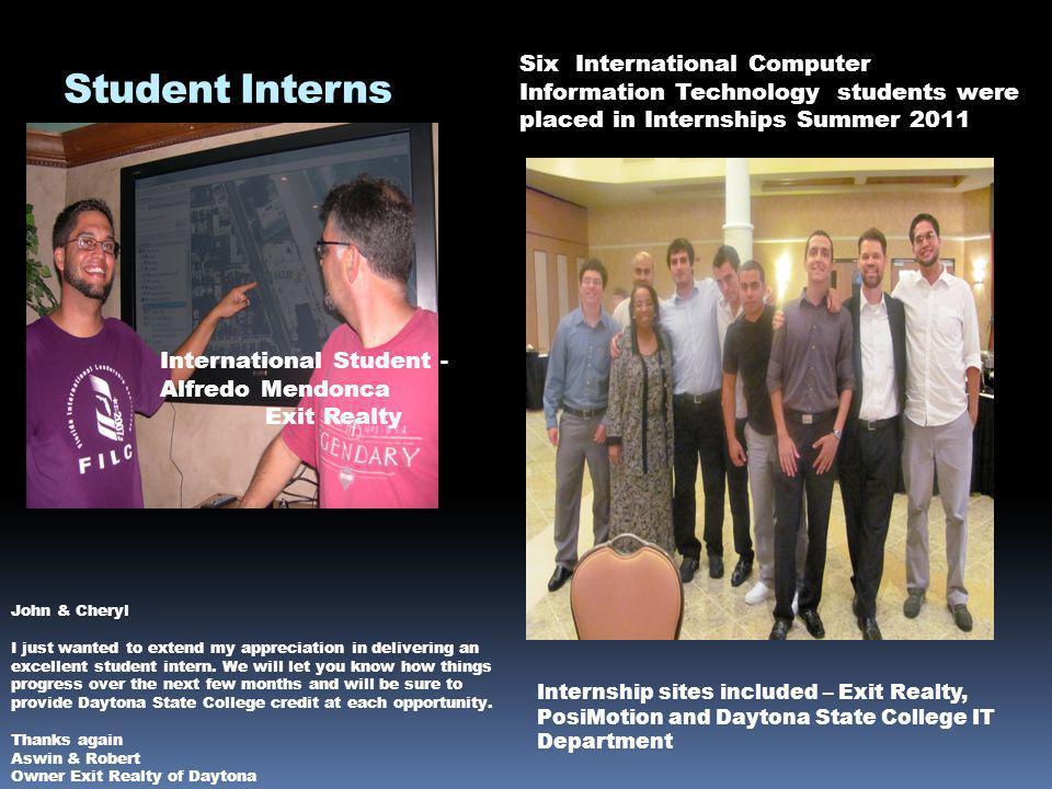 Glen Huckins - Raydon Corporation DSC Graduate A Robotics and Simulation Technology major, Mr.