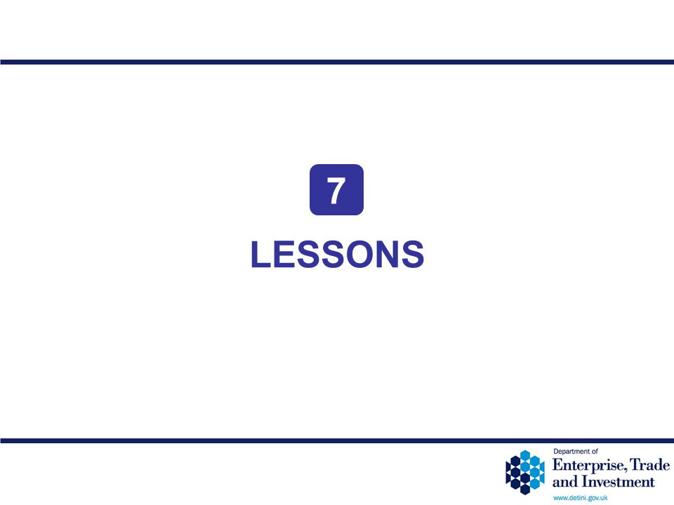 12-48 LESSONS 7
