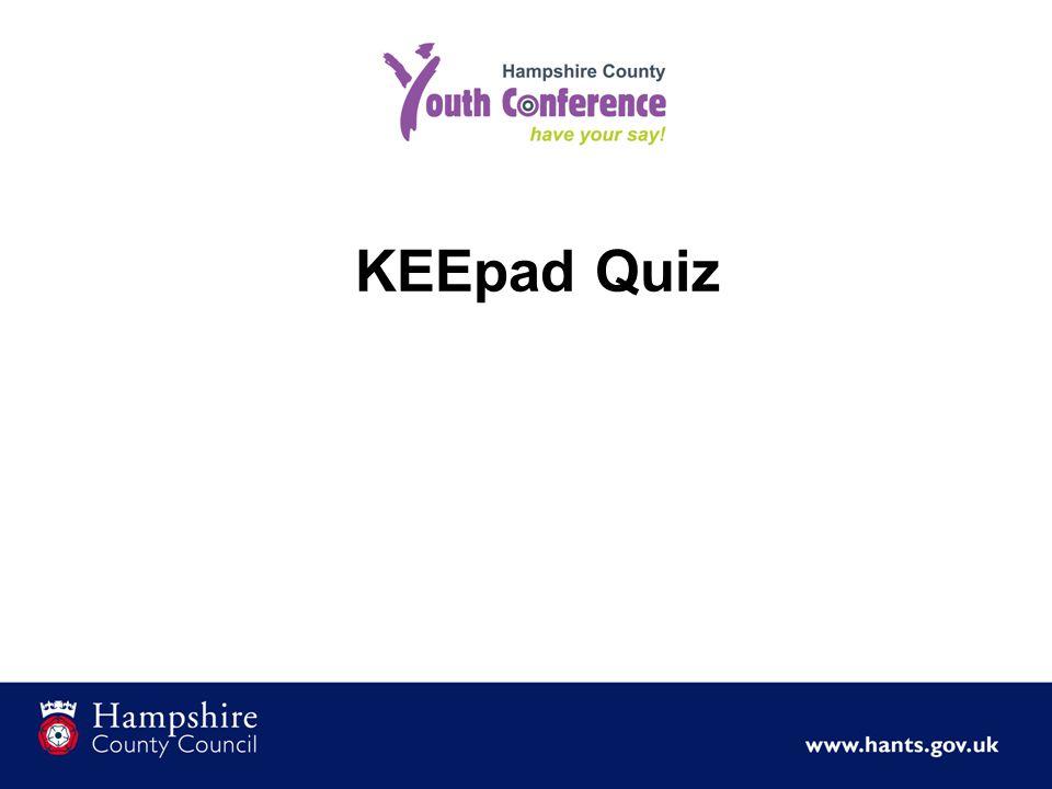 KEEpad Quiz