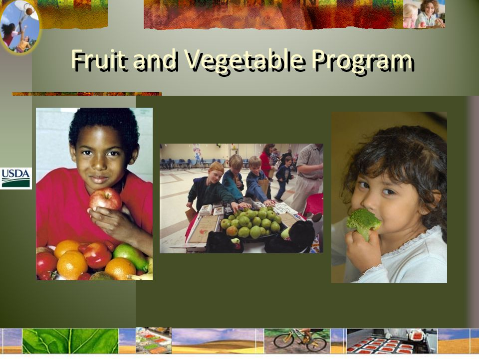 Fruit and Vegetable Program