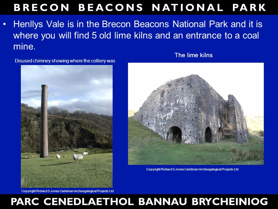 Where is the Brecon Beacons National Park.