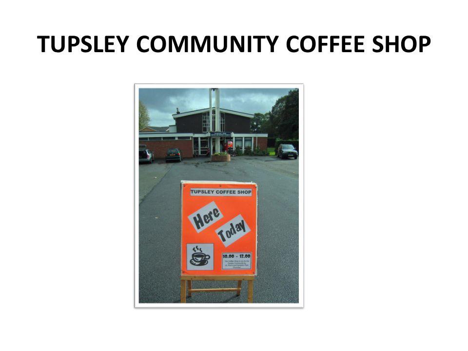 TUPSLEY COMMUNITY COFFEE SHOP