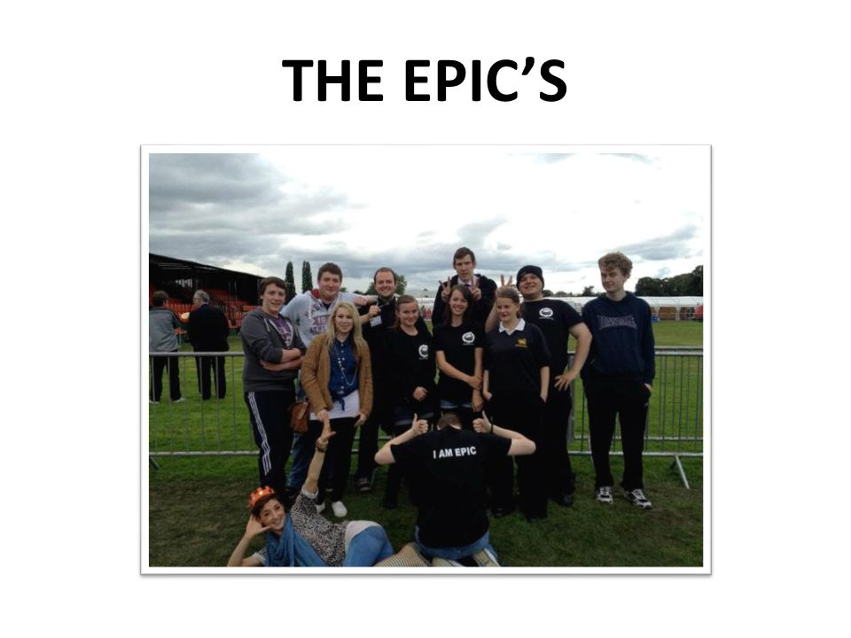THE EPIC'S