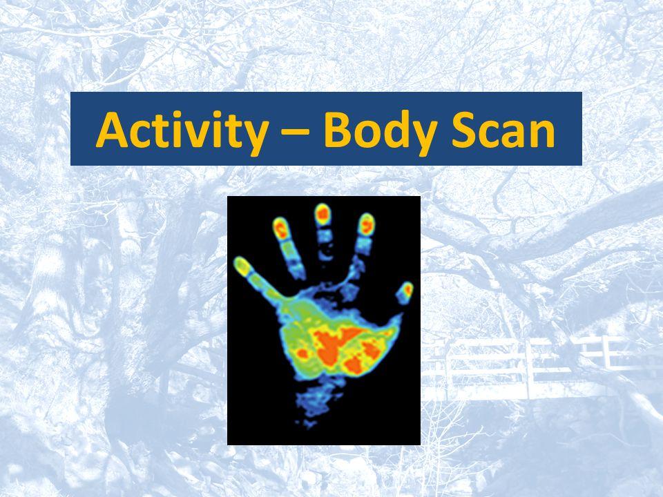 Activity – Body Scan