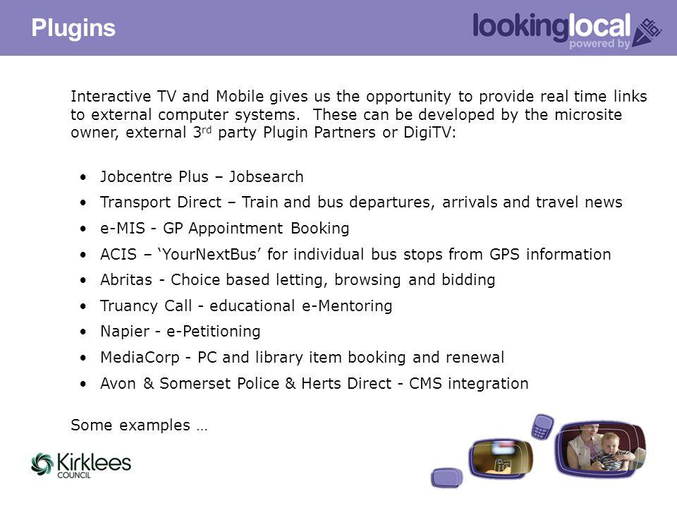 Jobcentre Plus - Jobsearch