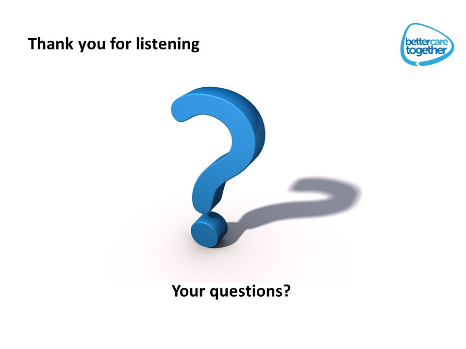 Thank you for listening Your questions?