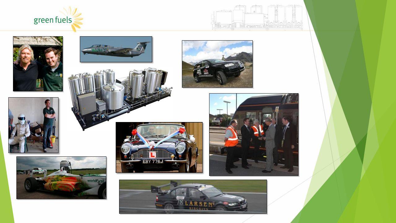 Contact details Green Fuels Ltd.