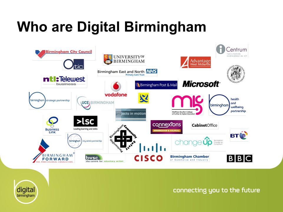 Who are Digital Birmingham