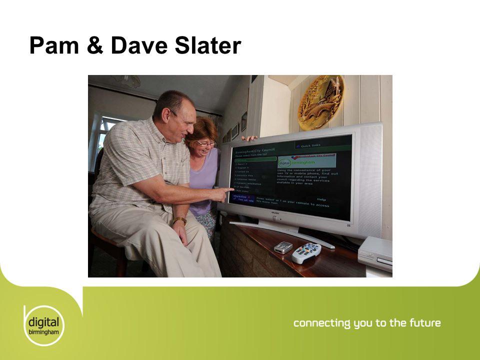 Pam & Dave Slater