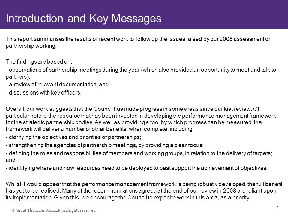 © Grant Thornton UK LLP.All rights reserved.