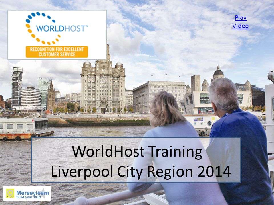 WorldHost Training Liverpool City Region 2014 Play Video