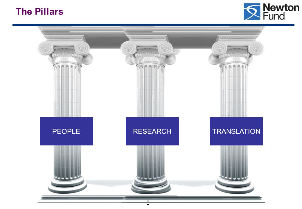 6 The Pillars TRANSLATIONPEOPLERESEARCH